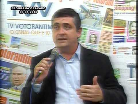 Debate dos fatos na TV Votorantim 06/04/15