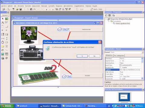 leccion2:agregar audio/sonido en visual basic