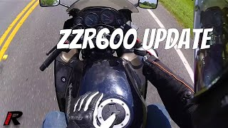 10. Update 8 Months of owning the Kawasaki ZZR600
