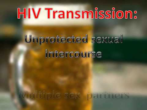 Break the link: Alcohol abuse & HIV transmission