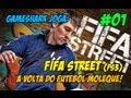 Gameshark Joga: Fifa Street A Volta Do Futebol Moleque
