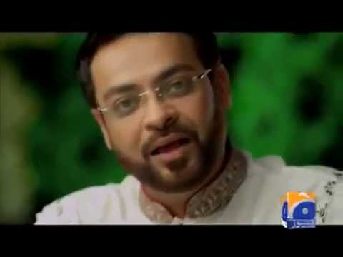 Video Amaan Ramazan Song By Geo News Dr Aamir Liaquat Hussain 3155517778 download in MP3, 3GP, MP4, WEBM, AVI, FLV January 2017