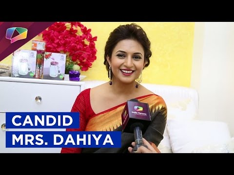 Candid conversation with Mrs. Divyanka Tripathi Da