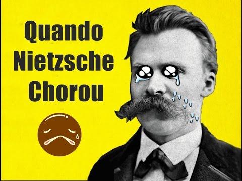#curiosidadesliterárias - Quando Nietzsche Chorou