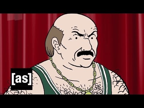 Carl - With the Giants now 0-5, Carl is forced to move on to greener pastures. Watch more: http://video.adultswim.com/carl/