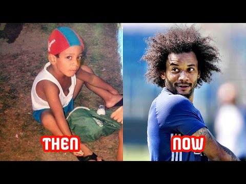 Marcelo Transformation Then And Now (face & Body & Tattoo) | 2017 New