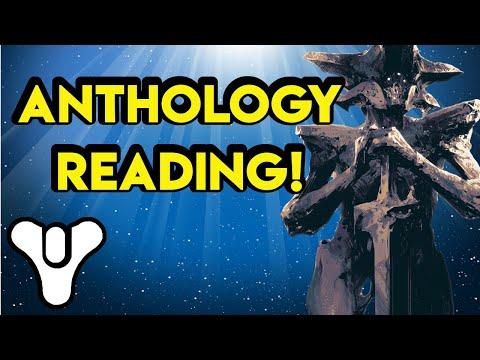 Destiny Grimoire Anthology Volume 1 | Fireside reading by Myelin Games