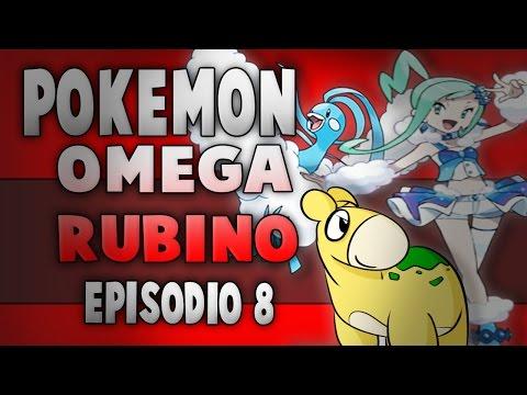 Guida Pokémon Rubino Omega Parte 8 - Orthilla e le sue Pose! MT46 FURTO -ITA HD