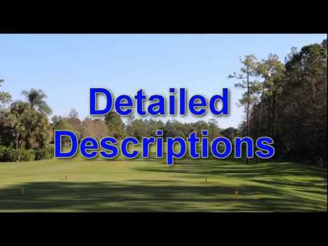 Orlando Golf Courses Disney Magnolia and Palm Golf Courses Tee Times Complete Reviews & Golf Details