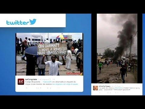 Κονγκό – Μπραζαβίλ: Αιματηρές διαδηλώσεις κατά του προέδρου Σασού