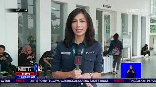 Video Robby Tumewu Meninggal Dunia - NET12 MP3, 3GP, MP4, WEBM, AVI, FLV Januari 2019