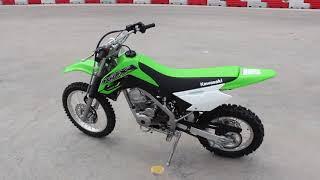 7. 2019 Kawasaki KLX140
