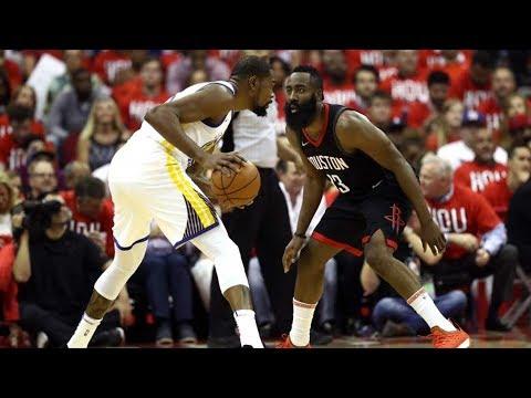 Rockets Blowout Warriors Game 2! Durant 38 Pts! 2018 NBA Playoffs