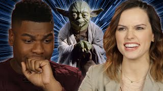 """Video Star Wars Cast Takes """"Which Star Wars Character Are You?"""" Quiz MP3, 3GP, MP4, WEBM, AVI, FLV Juni 2018"""