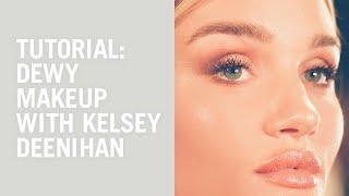 Video Dewy skin and bronze makeup with Kelsey Deenihan and Rosie Huntington-Whiteley MP3, 3GP, MP4, WEBM, AVI, FLV Juli 2019
