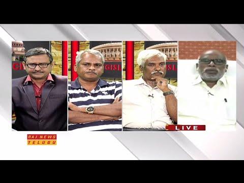 Is BJP Failed over Implementation of Telugu States Reorganisation Act?   Prajaswamyam Debate Part 2
