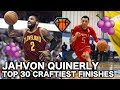 JellyFam's Jahvon Quinerly Has the KYRIE IRVING Layup Package!! | Top30 Craftiest Finishes