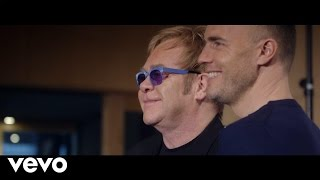 Gary Barlow - Face To Face (feat. Elton John) lyrics (Italian translation). | It's a true sign of a soldier