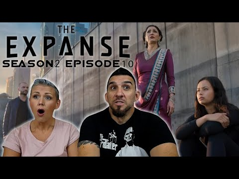 The Expanse Season 2 Episode 10 'Cascade' REACTION!!