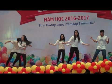 Lễ Tổng kết năm học 2016-2017- Nhảy hiện đại