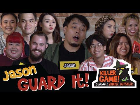 Killer Game S5E10- Jason KOR KOR TANK!