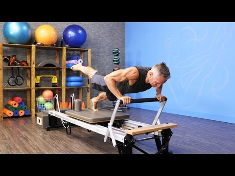 Reformer Monday - Intermediate Reformer Workout