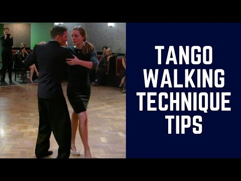 How to walk forward in tango: 3 common mistakes & how to correct them