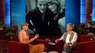 Exclusive! Taylor Swift's Springsteen Story on Ellen show