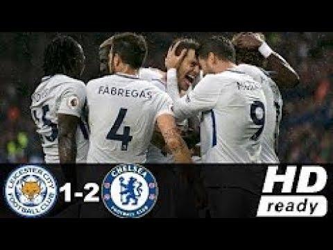 Leicester City vs Chelsea 1-2 Highlights & Goals - Premier League 09 Sep 2017