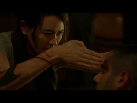 Colleen Wing is taking powers (Iron Fist Season 2) Colleen Wing New Iron FIst