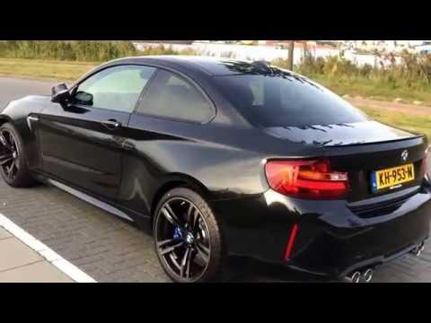 BMW M2 Walk around (Black Sapphire Metallic)