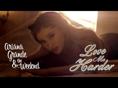 Ariana Grande & The Weeknd - Love Me Harder (Lyrics On Screen HQ) OFFICIAL AUDIO NEW SINGLE