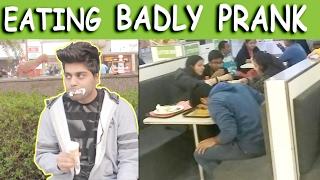 Video Eating Badly Prank - TST - Pranks in India MP3, 3GP, MP4, WEBM, AVI, FLV Maret 2018