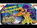 Os Cavaleiros do Zodiaco Saint Seiya Online #5 - Armadura de Ouro Escorpião - CDZ