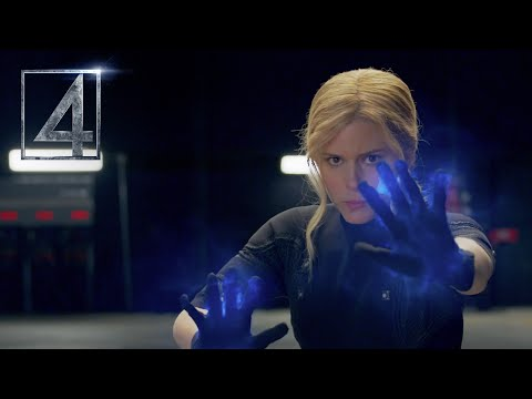 Fantastic Four TV Trailer