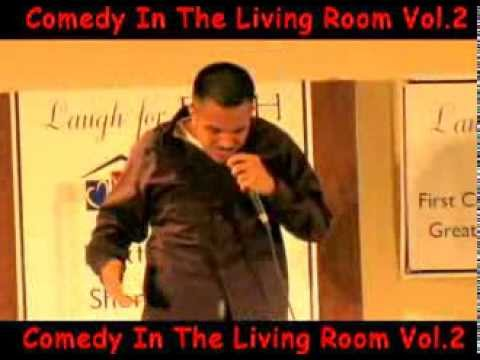 Comedy in the Living Room Vol. 2  - Ramon Garcia