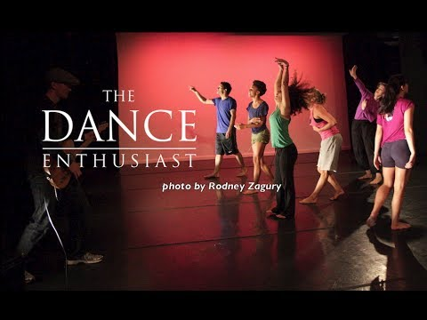 "New York Dance Up Close: Regina Nejman & Co ""...and this is the story thus far"""