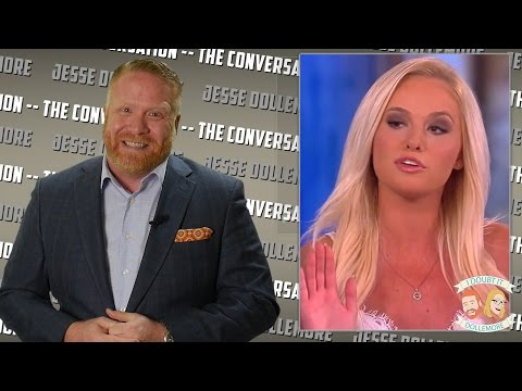 Tomi Lahren Suspended by Glenn Beck After Abortion Comment on 'The View' - #TheConversation (видео)