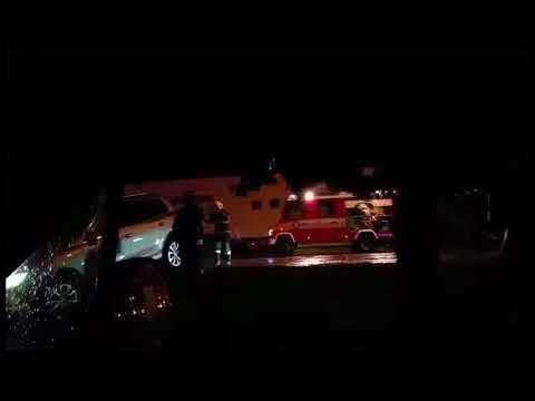 Padnutý strom v Považskej spôsobil problémy: Zábery z dopravnej nehody