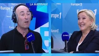 "Video Nicolas Canteloup - Jean-Marie Le Pen : ""Marine préfère Poupou à Papa !"" MP3, 3GP, MP4, WEBM, AVI, FLV November 2017"