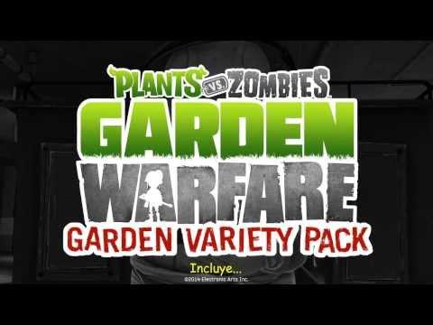 Plants vs Zombies Garden Wa...