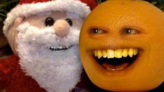 Nonton The Annoying Orange 4  Sandy Claus Film Subtitle Indonesia Streaming Movie Download
