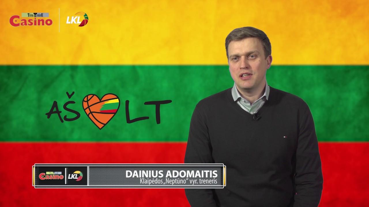 #AšMyliuLietuvą: garsūs krepšininkai ugdys visuomenės patriotiškumą