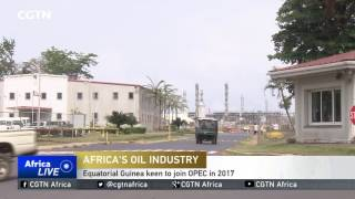 Africa's number 3 oil producer Equatorial Guinea, has expressed interest in joining the Organisation of Petroleum Exporting Countries or OPEC. The oil producer ...