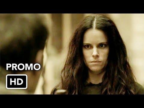 """12 Monkeys Season 4 """"Week 3 - Episodes 4x07, 4x08, 4x09"""" Promo (HD) Final Season"""