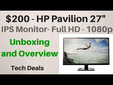 $200 - HP Pavilion 27