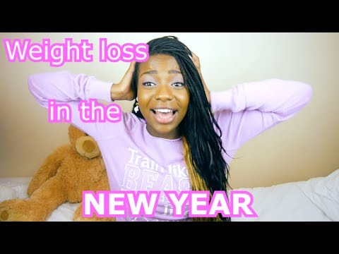 Weight loss in the New Year