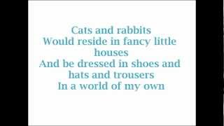 Download Lagu Alice In Wonderland- World of My Owns) Mp3