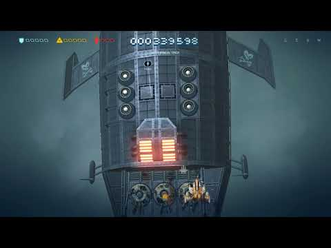 Sky Force Reloaded - Stage B3 Perfect Run With Limp Berserker (Singleplay)