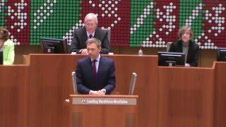 Video zu: Christian Lindner zu den Vorfällen in der Kölner Silvesternacht